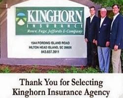 Kinghorn Insurance Hilton Head Bill Fuge
