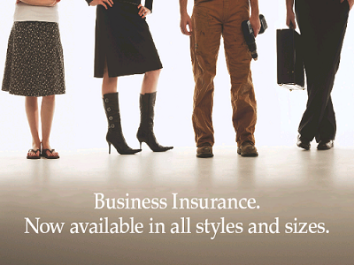 Kinghorn Insurance Agency, Business Insurance available in all sizes