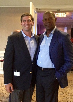 Kinghorn Insurance Bill Fuge, Dennis Haysbert